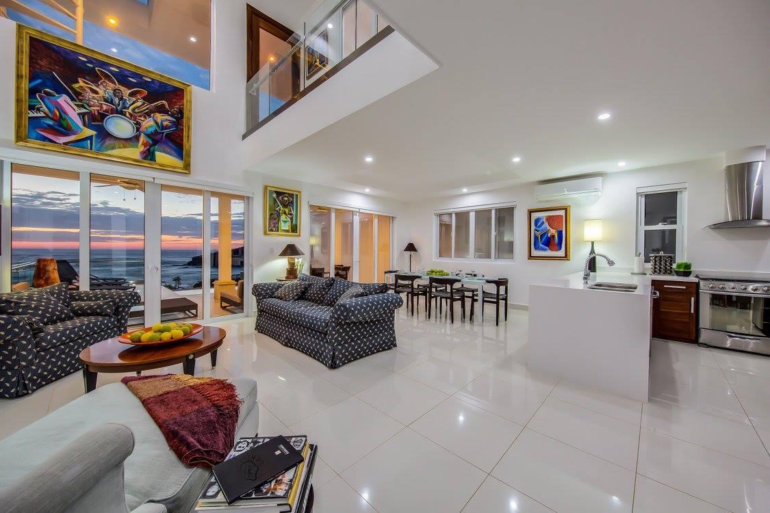 Residencial Malibu House #7