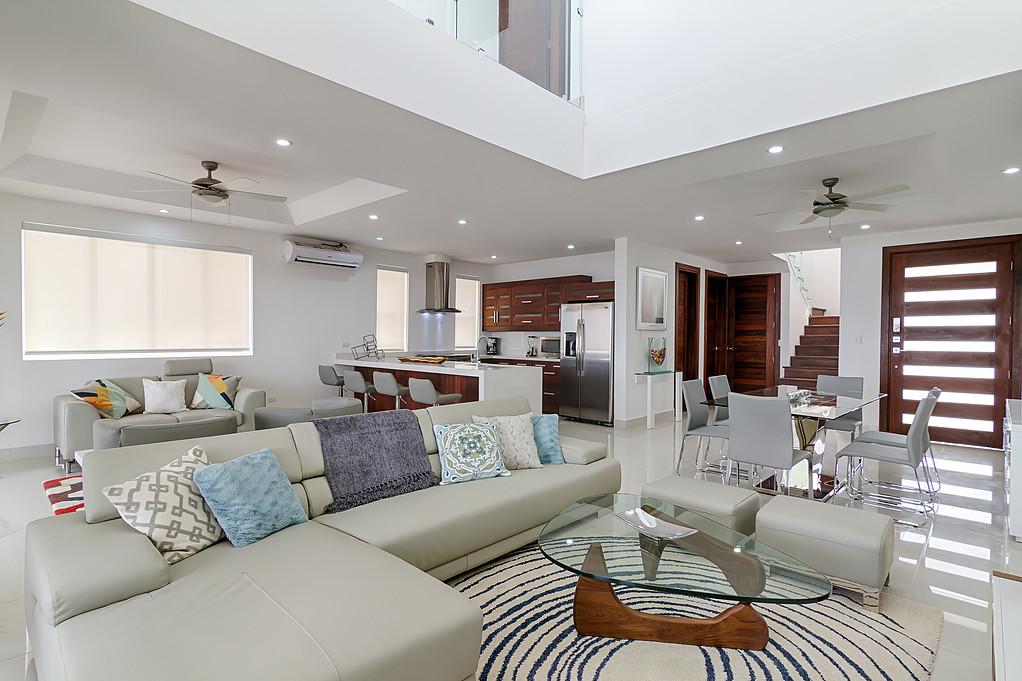 Residencial Malibu House #8