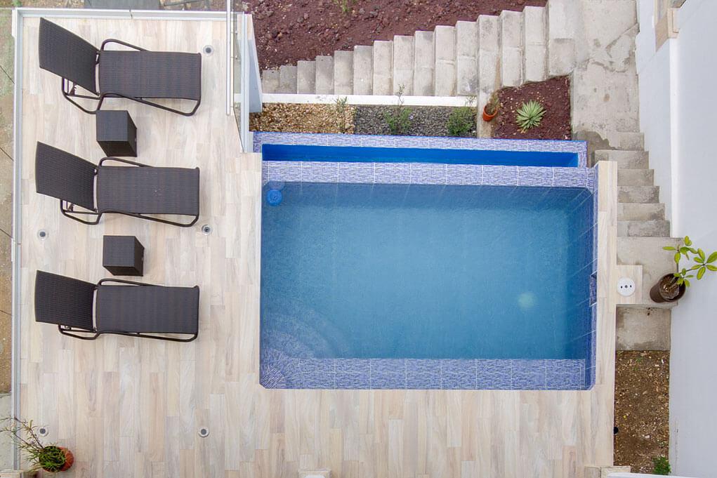 Residencial Malibu Pool Deck